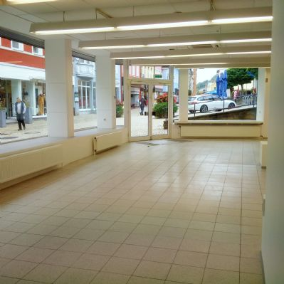 Bad Brückenau Ladenlokale, Ladenflächen