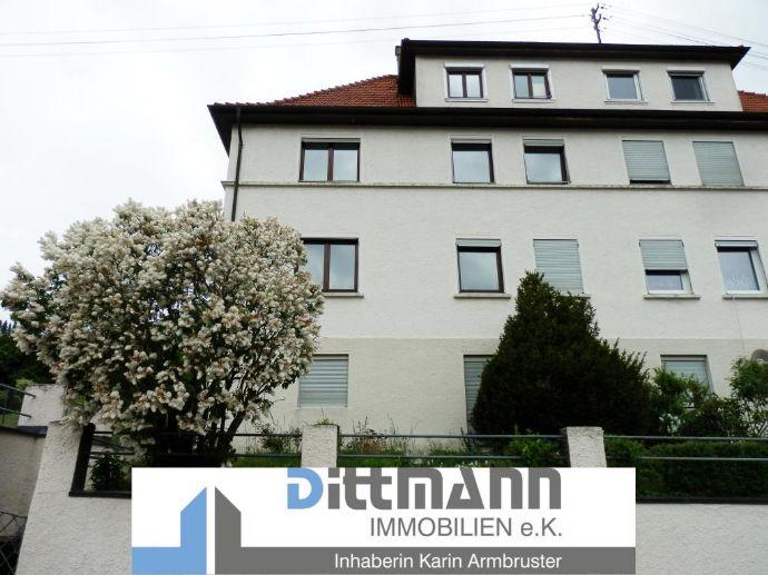 Sonnige 3 ½ - Zimmer Wohnung mit Garten in Ebingen