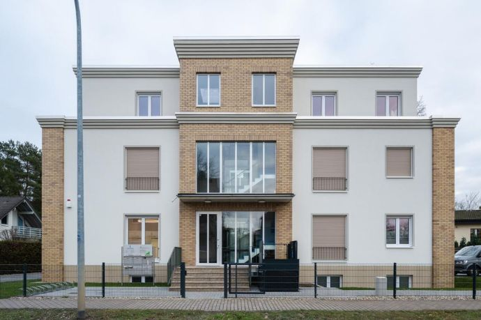 Modernes 2 Zimmer-Apartment mit Loggia