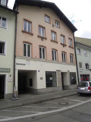 Wolfratshausen Ladenlokale, Ladenflächen