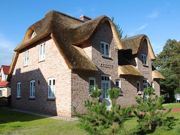 Nahe des Ortsteils Dorf - Gemütliche Doppelhaushälfte unter Reet in Böhl
