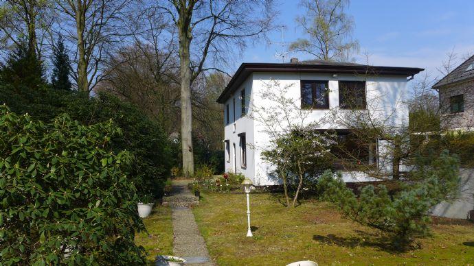Einfamilienhaus mit Entwicklungspotential in begehrter Lage von Blankenese