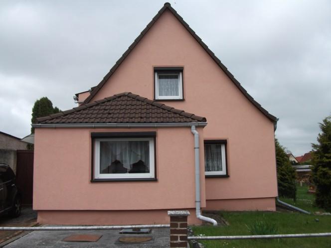 Freistehendes Einfamilienhaus in Mansfeld