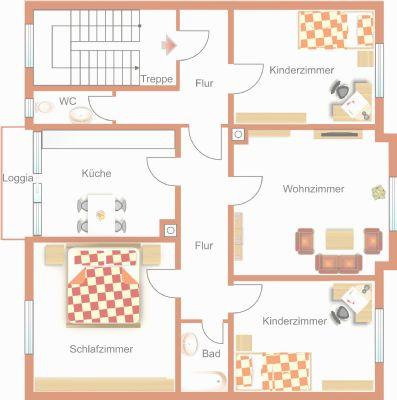 4 zimmer wohnung pforzheim 4 zimmer wohnungen mieten kaufen. Black Bedroom Furniture Sets. Home Design Ideas