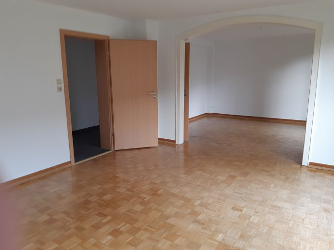 Ruhige 3-Zimmer-Erdgeschoss-Wohnung
