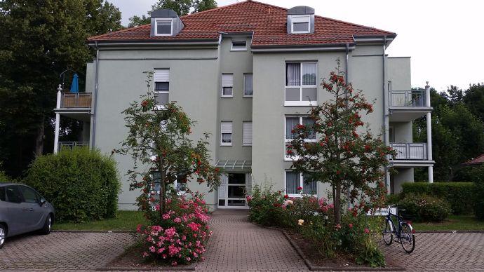 Seniorenfreundliche Wohnung mit Balkon im Lohmühlenweg