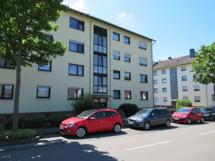 2-ZKB-Wohnung in Obervellmar