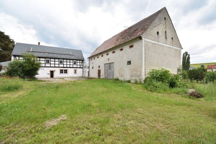 Bauernhaus mit Nebengelass und landwirtschaftlicher