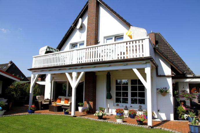 Einfamilienhaus mit viel Platz und großzügiger Ausstattung in Tönning in der Nähe von St.Peter-Ording in schöner Lage zu veräußern.