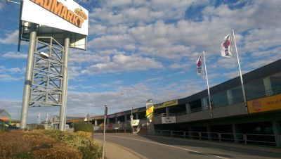 St. Wendel Ladenlokale, Ladenflächen