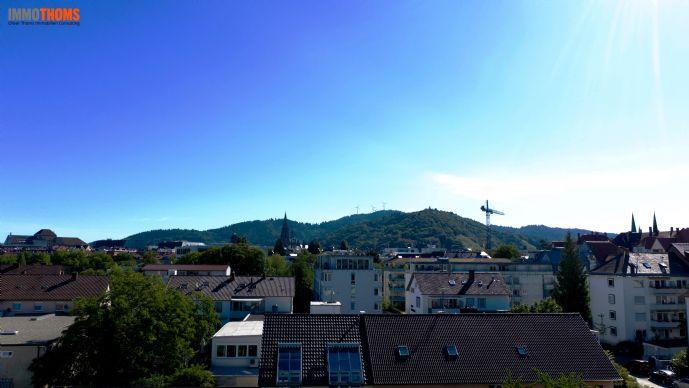 TRAUMATTIKA-ETW: 3-Zi-Neubau in zentraler und gefragter Lage mit Panoramablick, Freiburg-Wiehre!