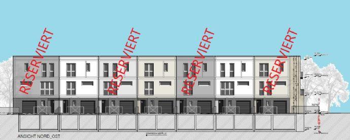 Attraktive Stadthäuser (KfW-55) im Herzen von Hilden