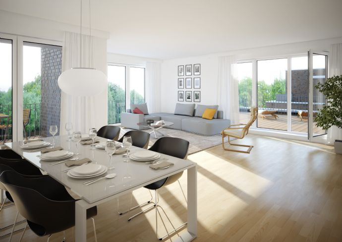 Penthouse Hannover 10 Hanover Square Penthouses And