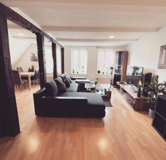Sehr schöne 2-Zimmer-Wohnung in der Altstadt