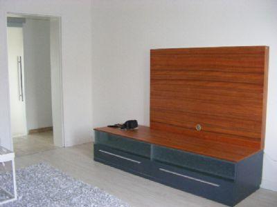 Hochwertige  TV -Möbel mit Rauchglas