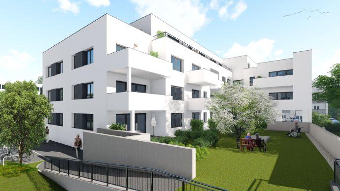 Neubau 3-Zimmer Wohnungen, Seniorenwohnanlage in Senden