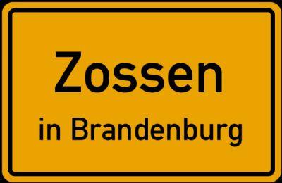 Großes Grundstück bei der Buckow Brücke in Zossen