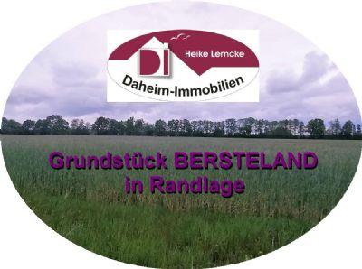 Attraktives Grundstück Bersteland mit Blick in die Natur, am Rande des Spreewaldes