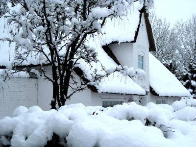 Liebhaberobjekt im Winter