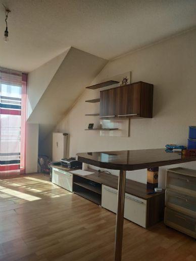 Dachgeschoss Appartement mit Balkon