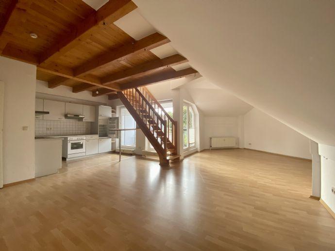 Wohnpark Berkefeld 3-Zimmer-Maisonette-Wohnung mit großem