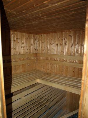 Trocken-Sauna