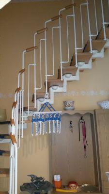 Treppenaufgang rechts