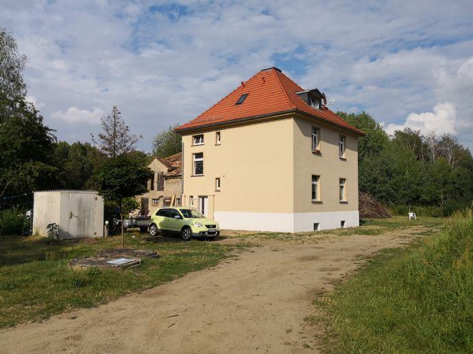 Gemütliche, helle Dachgeschosswohnung 1-Raumwohnung 35m² Wasserwerk Senftenberg