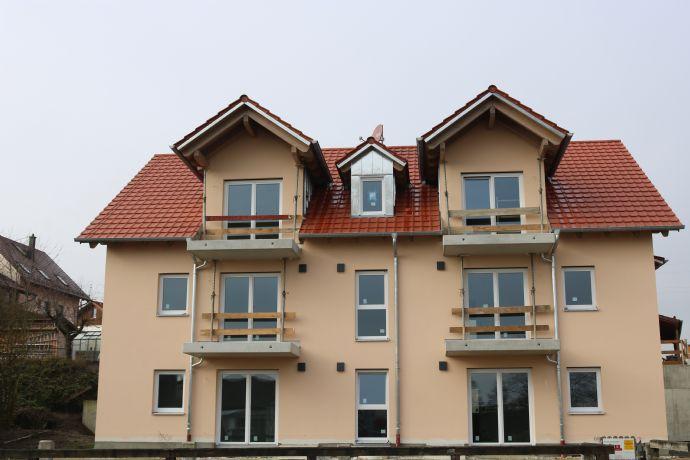 Barrierefreie Wohnung in Ländlicher Gegend