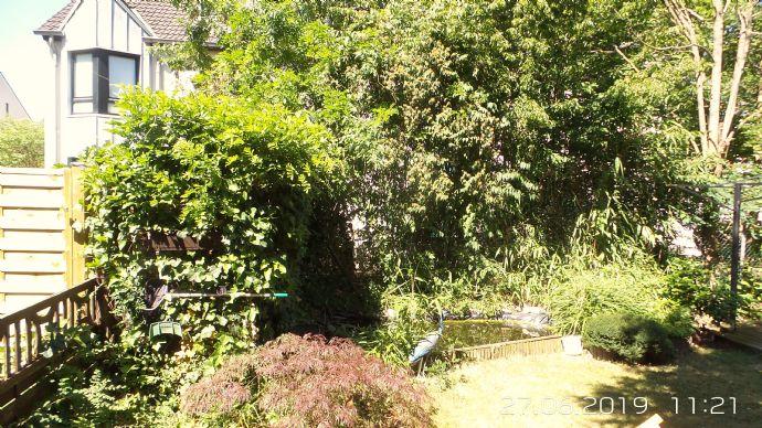 Schicke kleine ETW mit großem Garten in Monheim-Baumberg