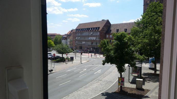 Gut gelegenes Möbliertes 1 Zimmer Apartment in Nürnberg Sebald