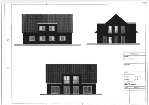 Neubau einer Doppelhaushälfte in Bremen-Nord (2 Stück )