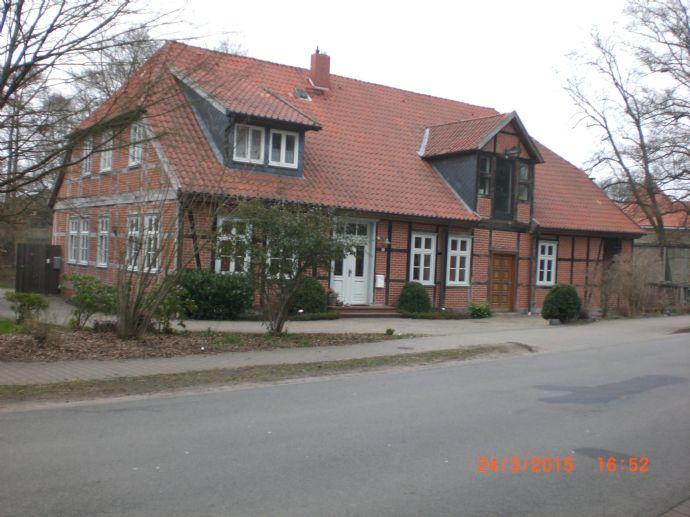 29559 Wrestedt, 1. OG, aufwändig sanierte und wärmegedämmte ehemalige Mühle, originales Fachwerkgebäude