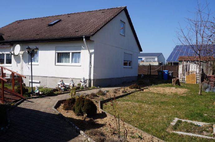 **RESERVIERT** 2 Familienhaus auf schönen  911m² großem Grundstück in ruhiger, gepflegter Wohnlage von Spraitbach zu verkaufen!