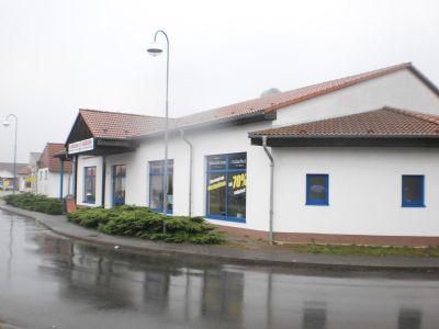 Tangerhütte Ladenlokale, Ladenflächen