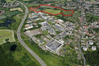 Schönkirchen Industrieflächen, Lagerflächen, Produktionshalle, Serviceflächen
