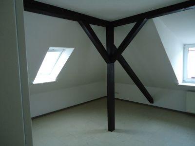 Schicke 2-Zimmer-Dachgeschosswohnung mit besonderem Flair in Dresden-Trachau