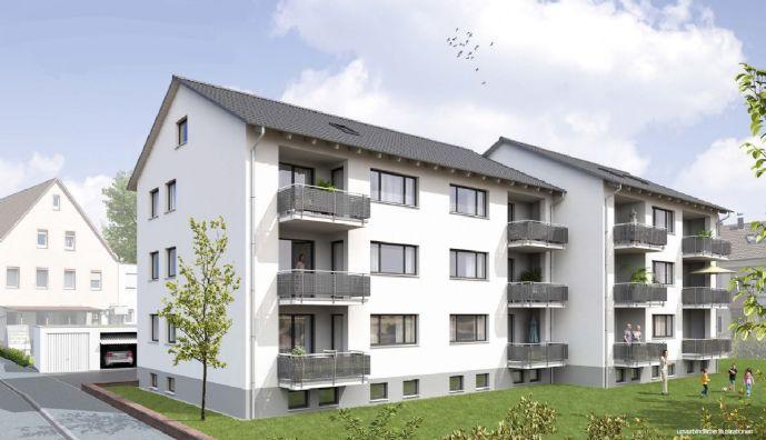 !!! TOP-OBJEKT !!! Sanierte 2-Zimmer-Wohnung in Trossingen zu verkaufen