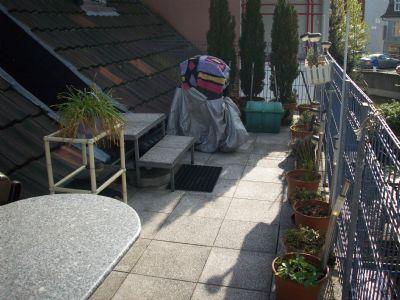 Bild 25: Whg 3 - Dachterrasse