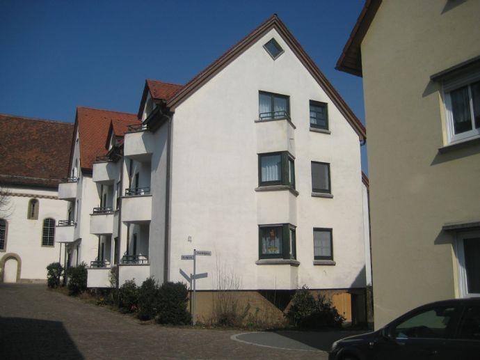 2-Zimmer-Wohnung in der Seniorenwohnanlage Niederstetten