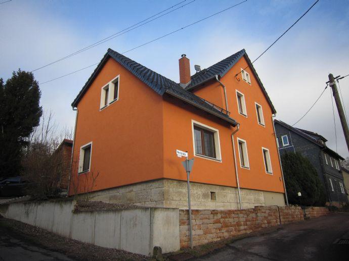 Aufwendig saniertes Einfamilienhaus in ruhiger Lage von Bad Liebenstein ST Schweina