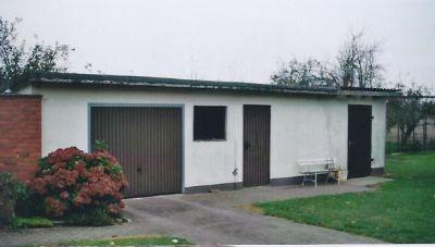Garage mit Stall