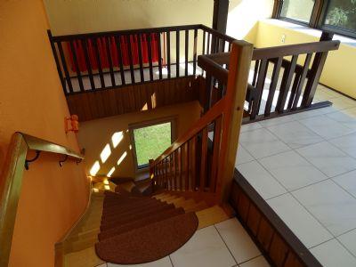 Dachgeschoss mit Treppenaufgang