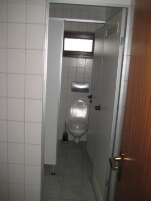 Toilette Gastro Bereich