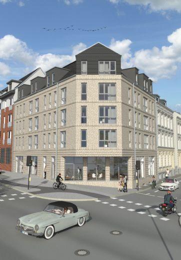 Das KöRing-Haus - Wohnen in Kiels City ETW 4