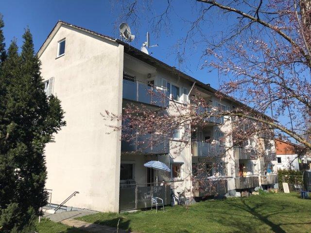 Handwerker aufgepasst: 2-Zimmer ETW in Herrenberg