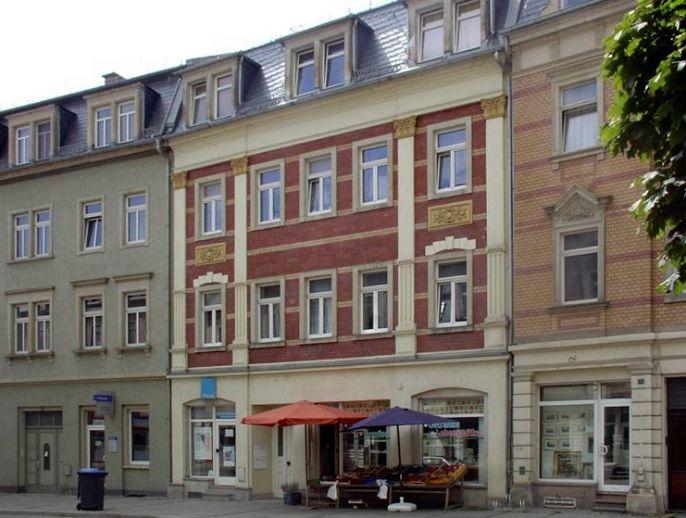 2-Raum-Wohnung in zentraler Lage in Pirna-Copitz