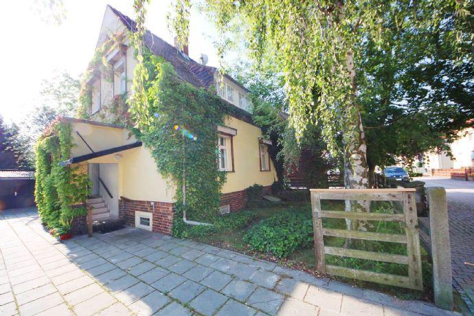 idyllisches Einfamilienhaus in Bitterfeld