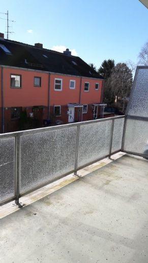 Sonnige 1,5-Zimmer-Wohnung in Groß Grönau