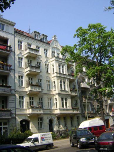 Stuckaltbau Kreuzberg Südstern Lilienthalstrasse